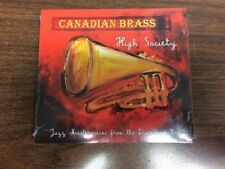 Canadian Brass - High Society CD : Jazz Masterpieces from the Dixieland Era New