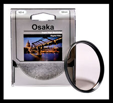 Osaka ND4 (Neutral Density) Glass Filter 58mm FOR CANON, NIKON, SONY Free Ship