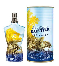 Parfum JPG Jean Paul Gaultier LE MALE Tonique Summer EDT 125ML Neuf Sous Blister