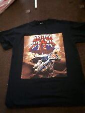 More details for black british grand prix speedway t shirt