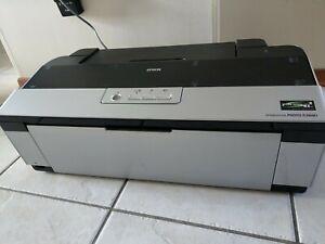 Epson Stylus Photo R2880 Wide Format Printer See Description
