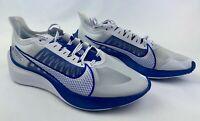 Nike Zoom Gravity Racer Blue/Clear/White BQ3202-100 Running Shoes Men's 11.5 NEW