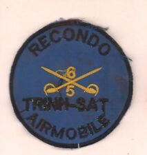 65th Air Cav Airmobile Trinh-SAT Army Patch insignia