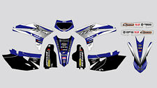 YAMAHA WR 450 F 2012-2015 DECAL STICKER GRAPHIC KIT