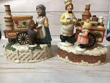 2 Vintage Christmas Music Box
