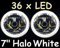 "7"" Halo Lights Holden HD HR HJ HK HT HG HP HQ HX HZ Premier Kingswood Monaro GTS"