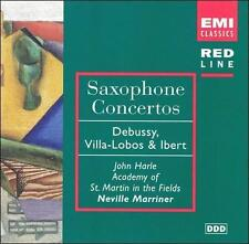 Glazunov; Bennett - Saxophone Concertos CD (1999)