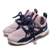 Nike Wmns City Loop Plum Dust Chalk White Navy Women Gum Shoe Sneaker AA1097-500