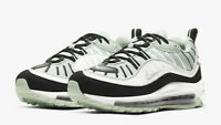 WOMENS NIKE AIR MAX 98 PREMIUM - UK 3.5/US 6/EUR 36.5 - GREEN (CI3709-300)