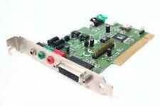 TerraTec Fujitsu Siemens S26361-D1133-V1 PCI Sound-Karte TTSOLO1-N Midi/Gameport