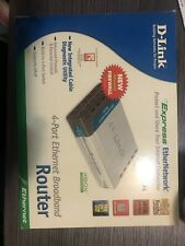 New listing D-Link Di-604 4-Port Ethernet Broadband Router