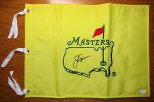 Jack Nicklaus Signed UNDATED Masters Pin Flag JSA COA/LOA