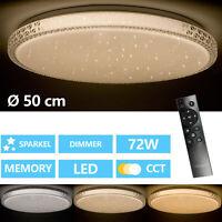 Luz Techo Estrellas LED De Cielo Color Claro Change Control Remoto Lámpara