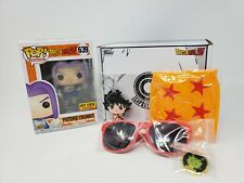 Funko Pop! Dragonball Z Future Trunks #639 Hot Topic Exclusive Capsule Corp Box