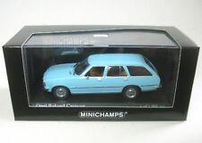 Opel Rekord D Caravan (Crystal Blue) 1975