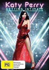 Katy Perry Getting Intimate : Unauthorized Biography / Life Story DVD NEW SEALED