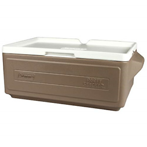 Coleman 24-Can Party Stacker Portable Cooler, Gray - 3000000452