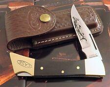 Case Hammerhead Knife 1978 Issue Hammerhead Deep Etch Mint With Sheath AAA+! NR