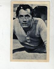 FIGURINA ARTISTI DELLO SCHERMO LAMPO - N°133 JOHN DEREK