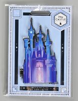 Disney Castle Collection Pin #1/10 Cinderella Castle Limited Release NEW