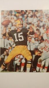 PSA/DNA Authenticated BART STARR Autographed Signed Green Bay Packers Photo