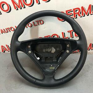 Genuine Mercedes SLK R171 2008  black leather steering wheel A1714600103