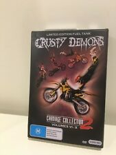 Crusty Demons Carnage Collection - Fuel Tank : Vol 2 (DVD, 2009, 5-Disc Set)