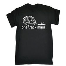 One Track Mind Rowing T-SHIRT Canoe Kayak Watersports Top Funny birthday gift