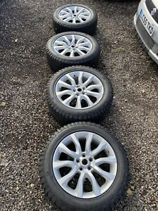 RANGE ROVER SPORT / VOGUE ALLOY WHEELS WITH ALL TERRAIN TYRES 255/55/20