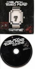 BLACK EYED PEAS THE TIME RARE EU CDS IN CARD PS