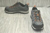 Columbia Crestwood Waterproof 1765391053 Hiking Shoes, Men's Size 10M, Graphite