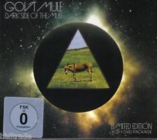 GOV'T MULE / DARK SIDE OF THE MULE - DELUXE EDITION 3CD+DVD DIGIPACK 2014 * NEW