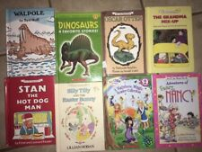 AN I CAN READ BOOK Lot Of 8 Children's Books few Vintage