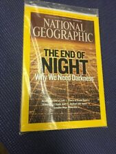 NATIONAL GEOGRAPHIC November 2008 The End Of Night, Tarahumara, Borneo's Moment