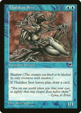 Magic MTG Tradingcard Tempest 1997 Thalakos Seer
