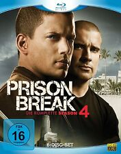 PRISON BREAK, Season 4 (6 Blu-ray Discs) NEU+OVP