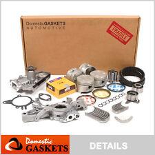 91-96 Ford Escort Mercury Tracer Mazda Protege 1.8L Engine Rebuild Kit BP VIN 8