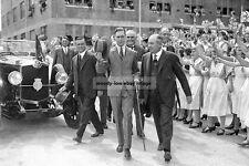 mm847 - Duke of York in Sydney 1927 - Royalty photo 6x4