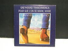 DANYEL GERARD Greyhound transamerica 2C008 72559