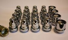 M12 X 1.5 VARIABLE WOBBLY ALLOY WHEEL NUTS & LOCKS HONDA STEPWAGON PRELUDE