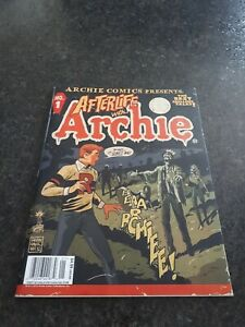 Afterlife With Archie #1 Francavilla Cvr First Print Newsstand Variant Rare NM