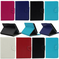 """US For Samsung Galaxy Tab A 7""""8""""10.1"""" Tablet Folio PU Leather Stand Cover Case"""