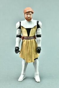 "Star Wars Clone Wars Obi-Wan Kenobi 3.75""  Hasbro #2"