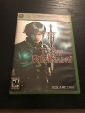 Xbox 360 The Last Remnant (Microsoft Xbox 360, 2008) ( Tested )