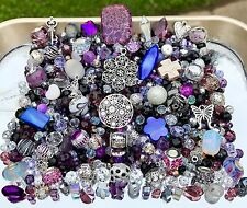 BIG LOT! 660 4-32mm Crystal Beads Stone Pendants Lampwork Charms Spacers & MORE!