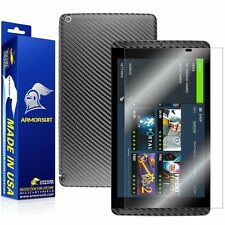 ArmorSuit MilitaryShield NVIDIA Shield Tablet Screen Protector + Black Carbon
