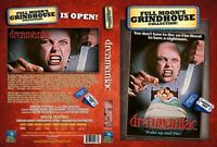 DVD Dreamaniac Grindhouse 2013 80s 90s Exploitation Horror Movie Full Moon NEW