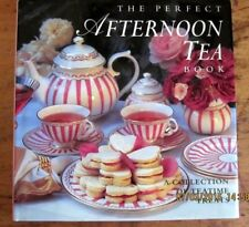 ~The Perfect Afternoon Tea Book - VGC~