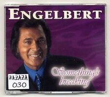 Engelbert Maxi-CD Something's Breaking - 2-track CD