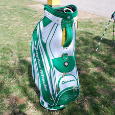TaylorMade Season Opener Limited Staff Bag Augusta Masters Green - NEW